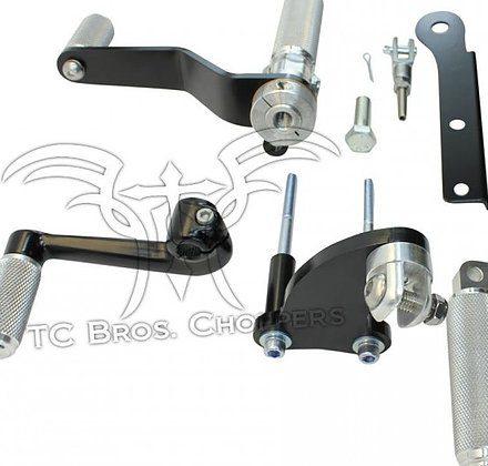 TC Bros. Honda CB750 Weld On Hardtail Frame | Trendkill Customs