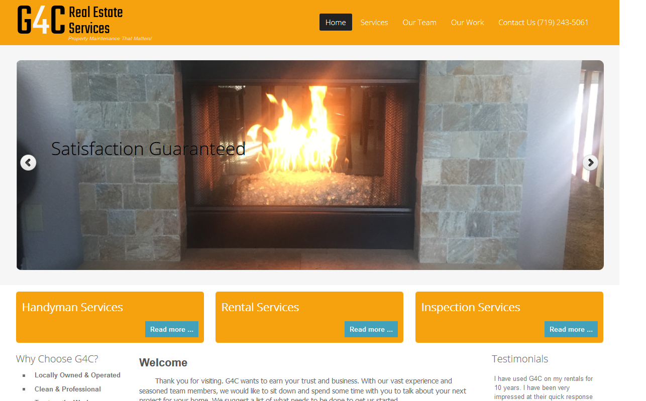 g4c real estate services